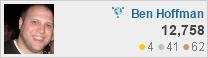 profile for RandomBen at Webmasters