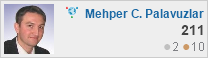 profile for Mehper C. Palavuzlar at Webmasters, Q&A for pro webmasters